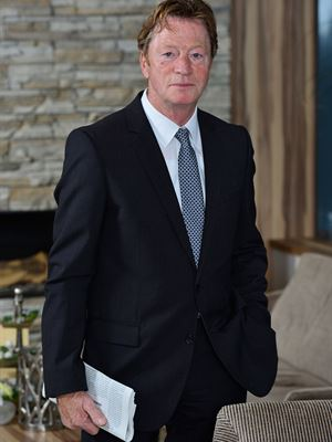Geschäftsführer Hans Bruckschlegel