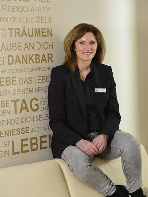 Geschäftsführerin Uschi Wischermann