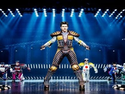 Starlight Express Greaseball