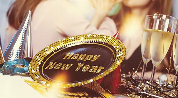 Schmuckbild Happy New Year