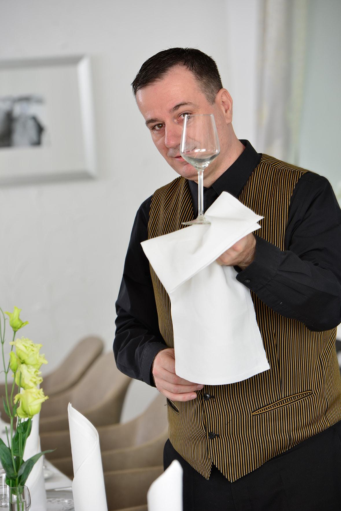 Mitarbeiter Restaurant